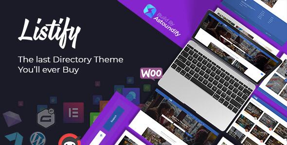 Listify v2.13.4 – WordPress Directory Template