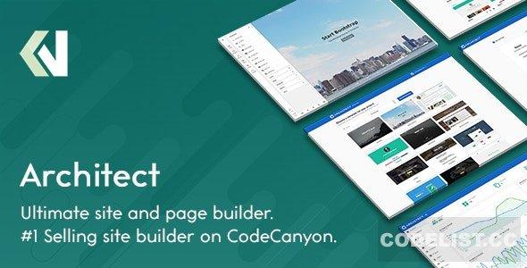 Architect v2.2.2 – HTML and Site Builder
