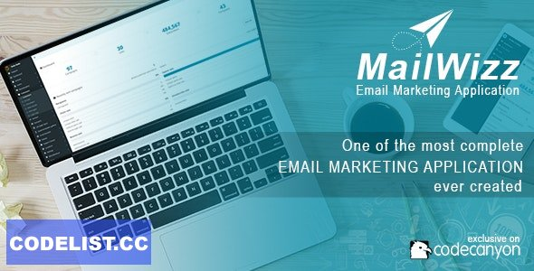 MailWizz v1.9.14 – Email Marketing Application – nulled
