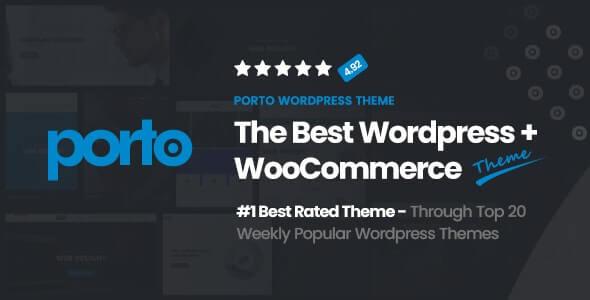 Porto v5.5.0 – Responsive eCommerce WordPress Theme